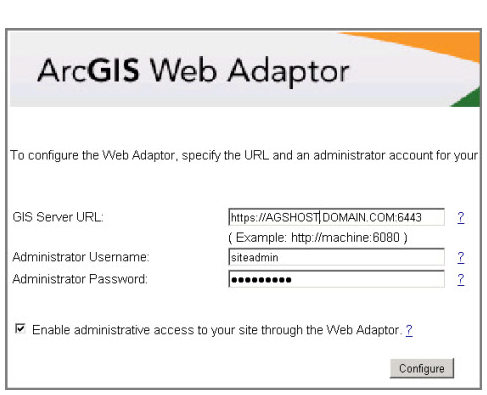 HowTo: Set up a reverse proxy with ArcGIS 10 1 for Server on