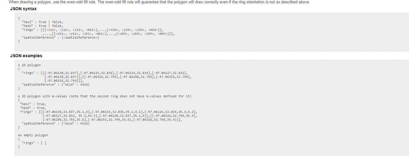 arcgis api 3 20如何向geometry中添加Z值- ArcGIS知乎-新一代ArcGIS问答社区