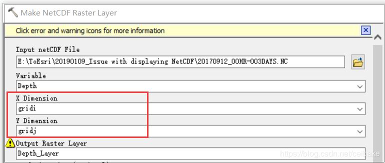 NetCDF位置显示错误解决方案- ArcGIS知乎-新一代ArcGIS问答社区